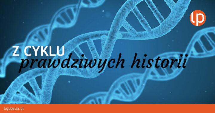 Pomiędzy genami. Historia Krzysia.